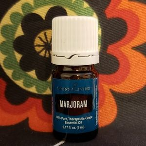 Young Living Essential Oil Marjoram 5ml NEW